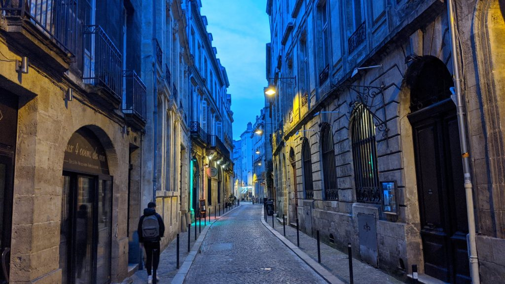 Bordeaux Self-guided Walking Itinerary- Place St. Pierre
