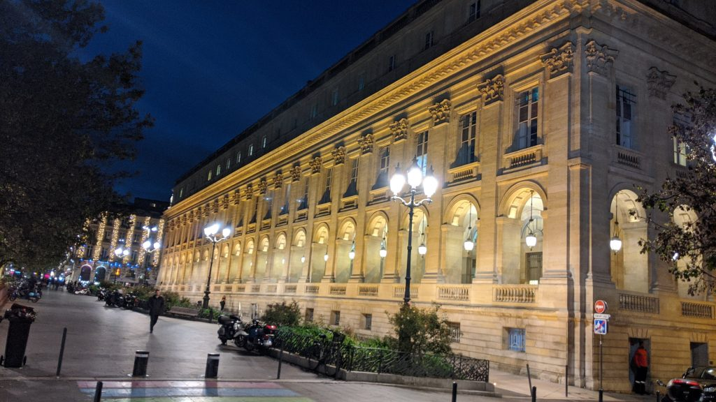 Bordeaux Self-guided Walking Itinerary -Grand Théâtre de Bordeaux
